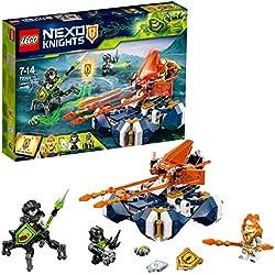 Lego Nexo Knights - il Giostratore Volante di Lance, 72001