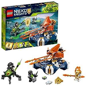 LEGO-Nexo Knights Il Giostratore Volante di Lance, Multicolore, 72001 16 spesavip