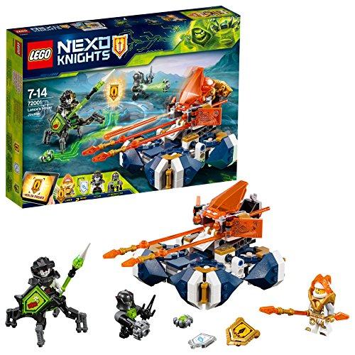 LEGO Nexo Knights 72001 - Juego Piezas construcción