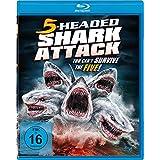 5-Headed Shark Attack - Uncut