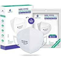 Careview® N95 | FFP2 Protective Face Mask with 6 Layered Filtration