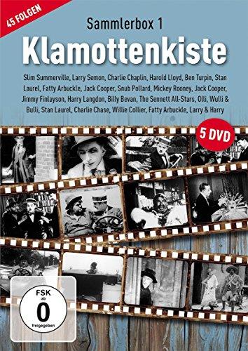 Klamottenkiste – Sammlerbox 1 [Alemania] [DVD] 61DMLayN93L