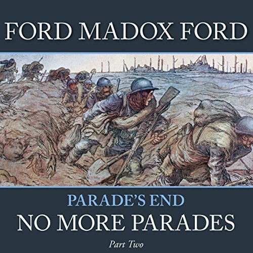 Parade's End - Part 2: No More Parades  Audiolibri