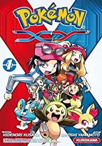 Pokémon X et Y Edition simple Tome 1