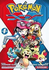 Pokémon X et Y Edition simple Tome 1