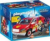 Playmobil 5364 - Brandmeisterfahrzeug mit Licht
