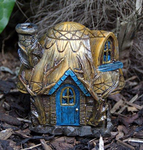 Fairy Home/Cottage/Haus Räuchergefäß–oder Garten Decor