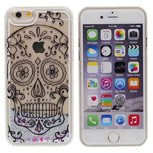 Rigide Transparent Coque pour iPhone 6 Plus, iPhone 6S Plus 5.5