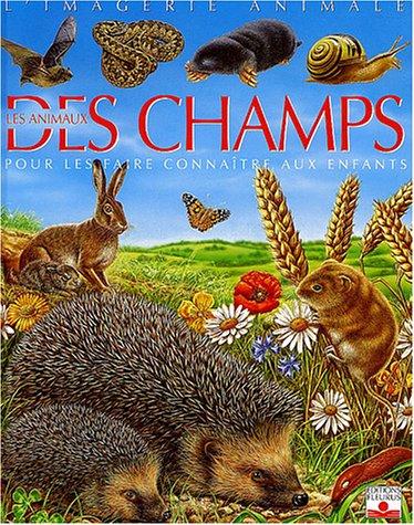 Les animaux des champs par Emilie Beaumont