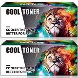 Cool Toner Kompatibel TN-2320 2 Pack Kompatibel Toner Kartuschen für Brother MFC-L2700DW L2707DW L2720DW L2740DW L2700DWR L2700DN L2680W L2705DW