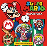 Pyramid International Super Mario Badge, multicolor, 10x 12,5x 1,3cm