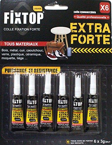 lot-de-6-colle-glue-extra-forte-caoutchouc-cuir-metal-verre-plastique-bois-3-g