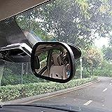 EarthSafe® Espejo de coche de bebé, Asiento de atrás mirando hacia atrás del espejo del espejo de bebé de seguridad para niños con ventosa