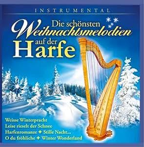 Die schönsten Weihnachtsmelodien auf der Harfe; Instrumental; Weihnacht; Harp