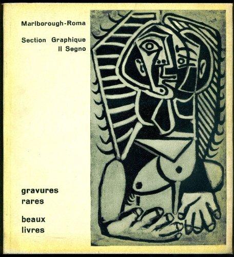 Gravures Rares de Braque Chagall Kandinsky Mirò Picasso. Beaux Livres Illustrés du XX Siècle