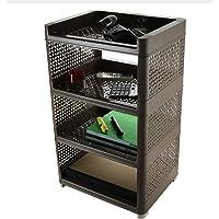 Tartefyam™ Book Storage Display Rack Shelf Cabinet Unit Organizer for Living Room, Bed Room, Study Room