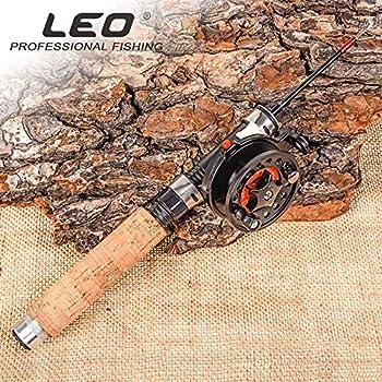 Leo Spinning Ca a de Pescar...