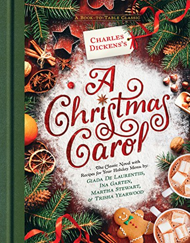 Charles Dickens's a Christmas Carol: A Book-To-Table Classic (Puffin Plated) por Charles Dickens