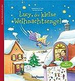 Lucy, der kleine Weihnachtsengel: Ein Sticker-Adventskalender zum Vorlesen und Gestalten eines Posters