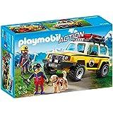 Playmobil - Vehículo de Rescate de Montaña (9128)