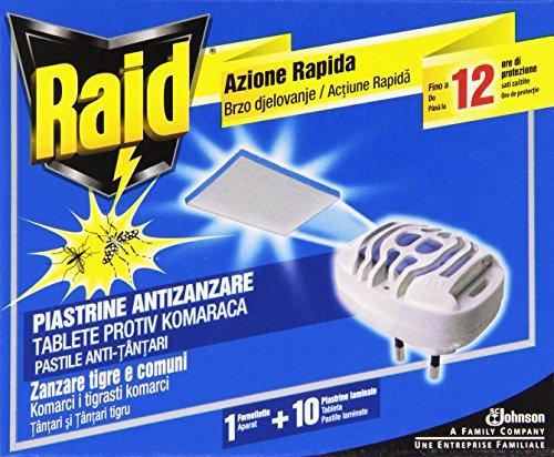 raid-piastrine-zanzare-base-2-confezioni-da-10-pezzi-20-pezzi