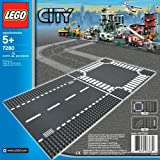 LEGO CITY: STRAIGHT & CROSSROAD 7280