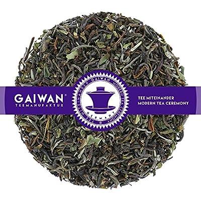 "N° 1113: Thé noir ""Darjeeling Rarity SFTGFOP"" - feuilles de thé - GAIWAN® GERMANY - thé noir de l'Inde"
