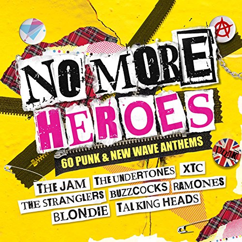 No More Heroes: 60 Punk and Ne...