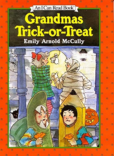 Grandmas Trick-or-Treat (I Can Read Level 2)