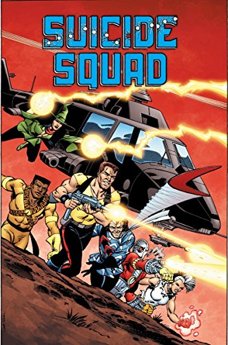 Suicide Squad Volume 1: Trial by Fire TP