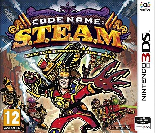 Nintendo 3Ds Code Name : S.T.E.A.M (Eu)