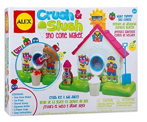 Alex Toys Crush Und Slush Snow Cone Maker