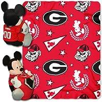 Georgia Bulldogs Disney Hugger Blanket by Northwest Enterprises