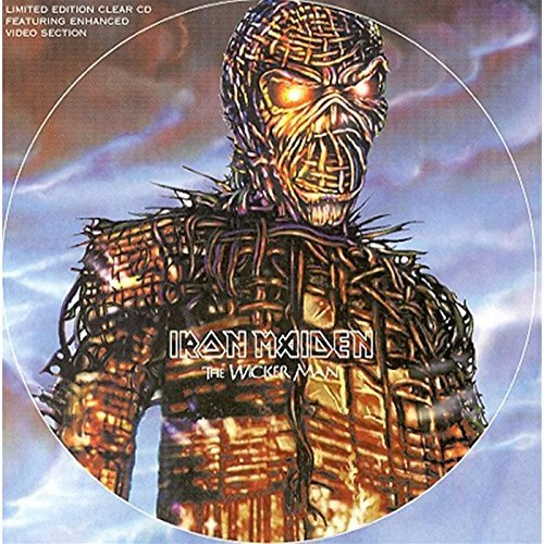Image of The Wicker Man, Pt. 2 by Iron Maiden (2000-05-23)