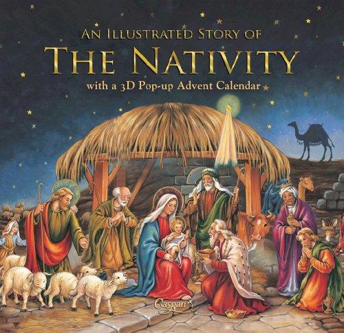 Caspari Entertaining with Caspari Christmas Advent Calendar