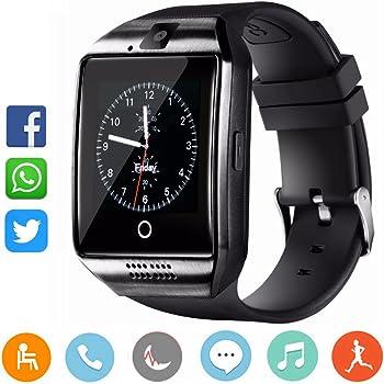 Digitale Uhren 2018 Neue Edelstahl Bluetooth Smart Uhr Frauen Männer Sport Wasserdichte Smartwatch Led Farbe Touch Screen Uhr Unterstützung Sim Tf
