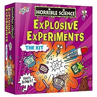 Galt Toys Horrible Science Explosive Experiments