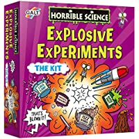 Galt Toys LL10341 Horrible Science Explosive Experiments