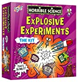 Living & Learning Horrible Science - Juego de experimentos explosivos
