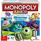 Winning Moves - Monopoly Junior Monsters University (82028)