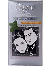 Bigen Speedy Hair Color Conditioner Natural Black 881, 80g