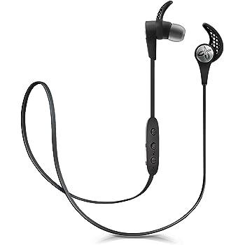 Jaybird X3 Cuffie Wireless Bluetooth, Compatibili con Smartphone iOS/Android, Progettate per Sport/Corsa/Fitness, Nero