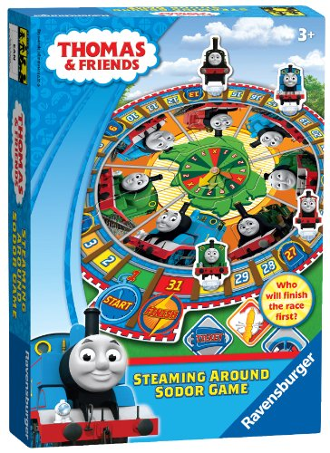 Ravensburger Thomas and Friends Steaming Around Sodor Game