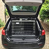 PetWorld BMW 3 Serie Kofferraum Hundekäfig Puppy Travel Box Pet Sicherheit