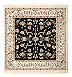nain neizar teppich 250x250 orientteppich quadratisch k che haushalt. Black Bedroom Furniture Sets. Home Design Ideas