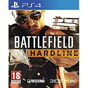 BATTLEFIELD HARDLINE – PS3 (1 DVD)