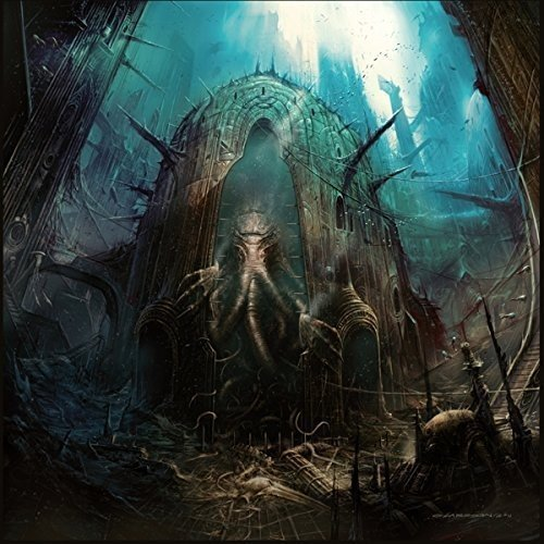 Sulphur Aeon: Swallowed By the Oceans Tide (Digipak) (Audio CD)