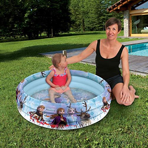 Mondo Disney Frozen Anna und Elsa Pool Planschbecken 100 cm - 6