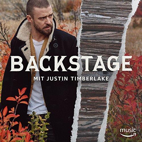 Backstage mit Justin Timberlake