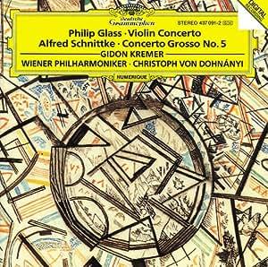 Glass : Violin Concerto